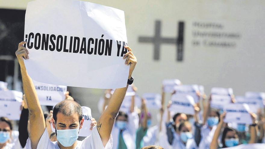 La sanidad isleña se juega su liderazgo sindical tras la pandemia