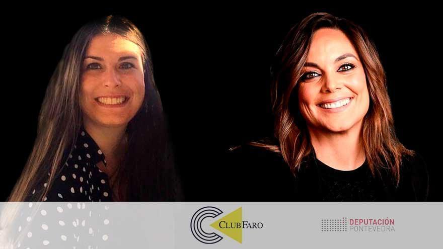 """Mónica Carrillo presenta vía 'streaming' en el Club FARO su novela """"La vida desnuda"""""""