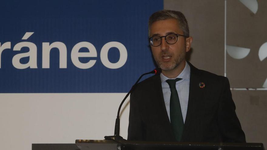 'Mediterráneo' y Simetría abordan el reto de la transición energética empresarial en la VI Jornada de Innovación