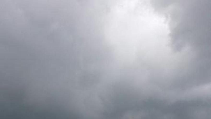El espectacular tornado marino en Sueca