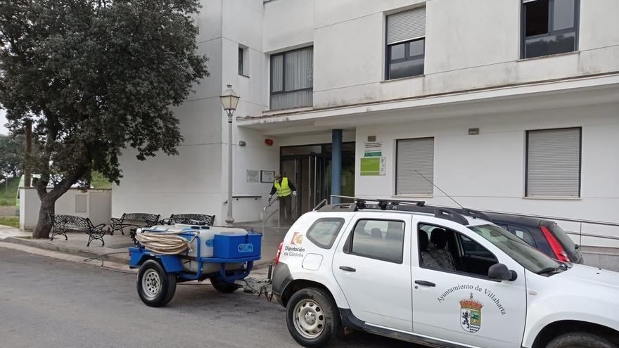 La residencia de mayores de Villaharta registra un brote de coronavirus con 15 positivos