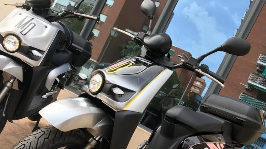 Empresas de alquiler de motos denuncian el robo masivo de los cascos