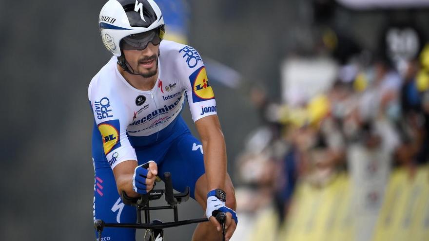 Las imágenes de la 20ª etapa del Tour de Francia