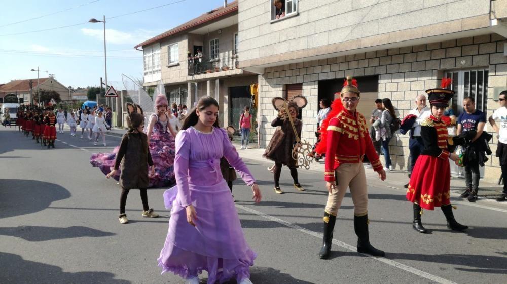 Carnaval en Galicia 2019 | San Xulián de Marín despide su entroido