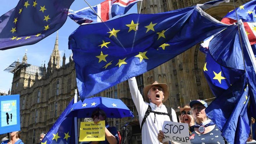 La Justicia escocesa no paraliza por ahora el cierre del Parlamento británico