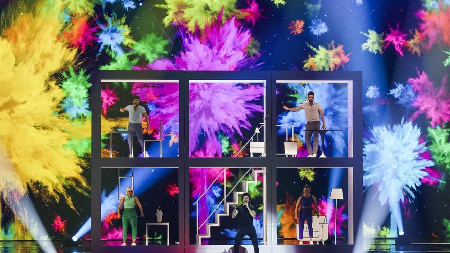 Así será la actuación de Miki en Eurovisión 2019