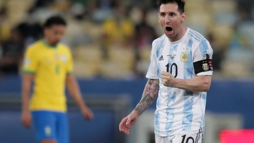 La lucha por el Balón de Oro se define: los rivales de Messi