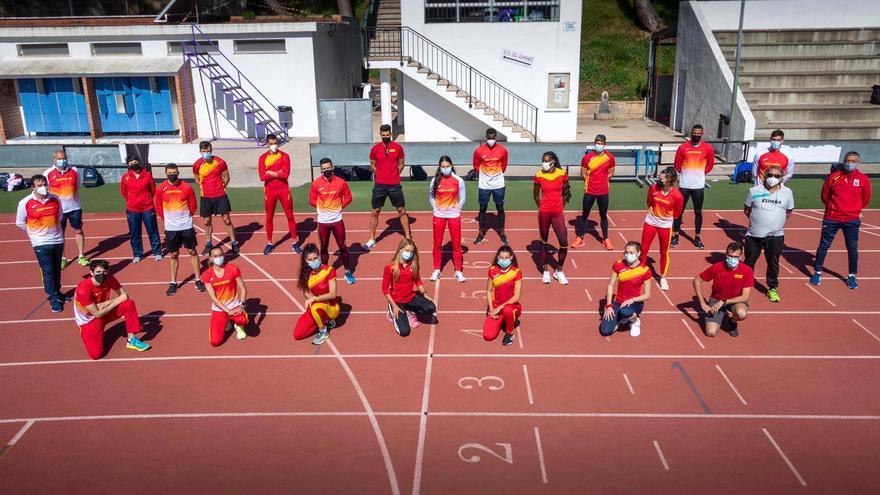 Carmen Avilés viaja al Mundial de relevos para hacer realidad su sueño olímpico