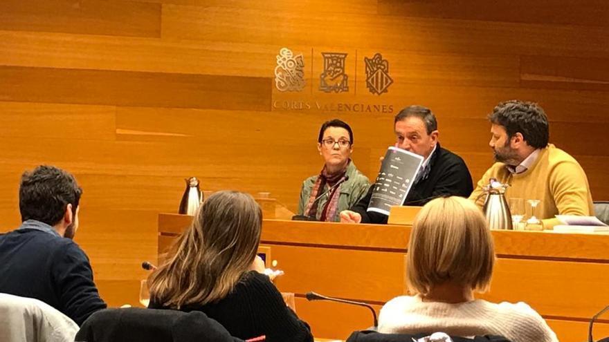 """Joan Ignasi Pla: """"El PSPV cumplió la legalidad. No hubo financiación ilegal"""""""