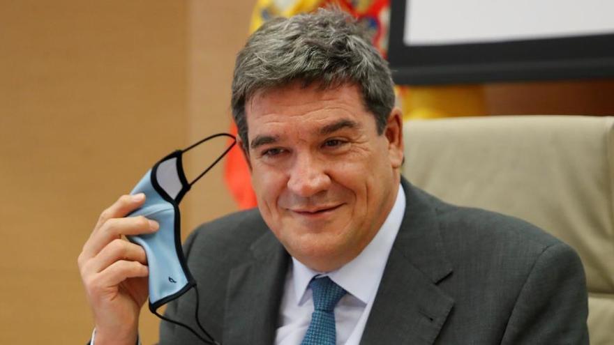 Escrivá afirma que el Gobierno quiere promover España como destino para teletrabajar