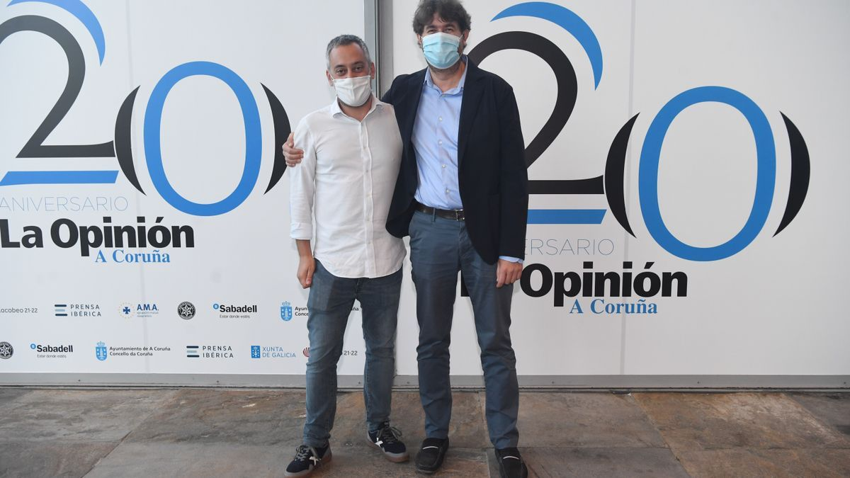 XX Aniversario de LA OPINIÓN A CORUÑA | Acto de celebración en Palexco