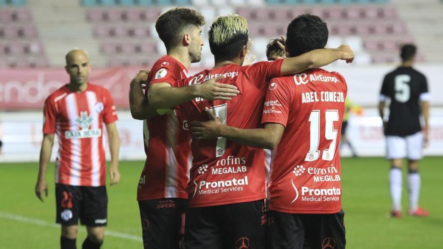 Calendario del Zamora CF 2020/2021 en Segunda B