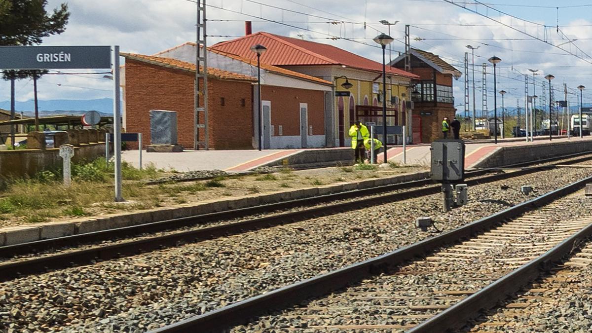 Estación de Grisén