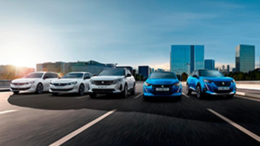 Promoción especial con descuentos en Peugeot Grupo Marcos