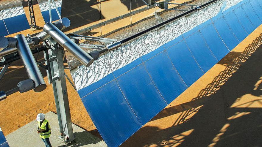 TSK construirá tres plantas solares por valor de 400 millones de euros