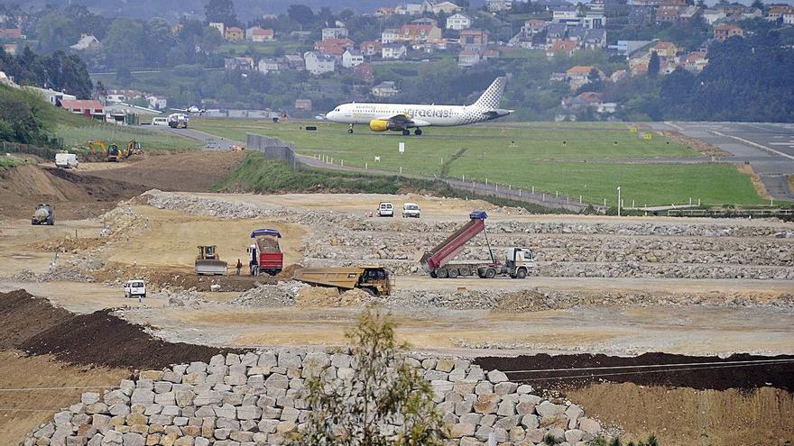 Culleredo exigirá a Aviación Civil unificar los tres trámites en marcha en Alvedro