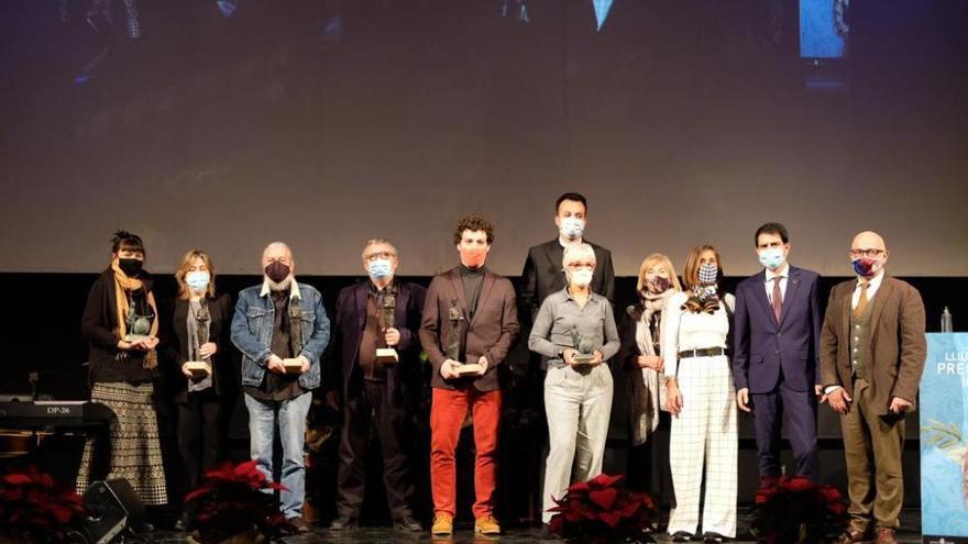 Els Premis Ciutat d'Igualada celebren la gala de la 25a edició sense públic