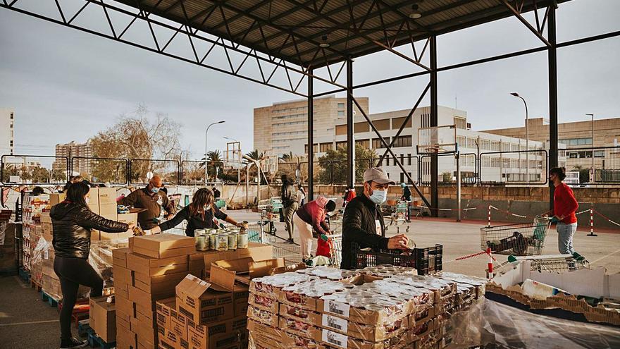 El gasto en ayudas económicas urgentes para familias de Palma sigue disparado