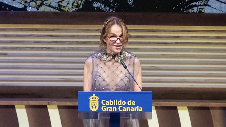 """""""Me llamo Islas Canarias"""" Antonia San Juan en la Entrega de Honores y Distinciones 2020"""