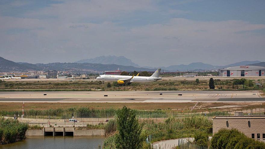 Aena preveu ampliar la tercera pista de l'aeroport de Barcelona afectant la Ricarda