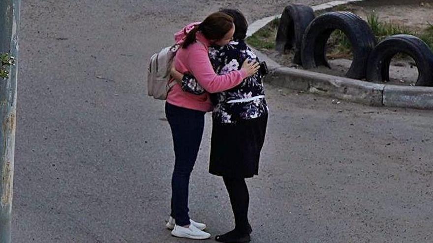 Almenys onze morts en un tiroteig en un institut de Rússia