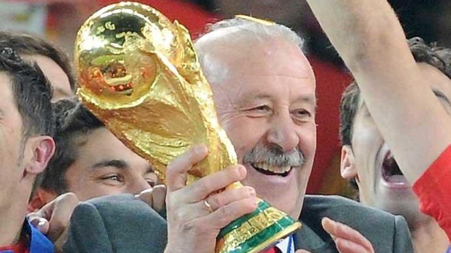 "Ningún entrenador ""extranjero"" ha conquistado un Mundial"
