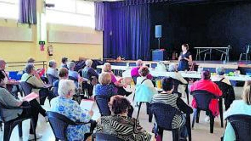 Gran participació en la cinquena edició de la Setmana de la Gent Gran de Calaf