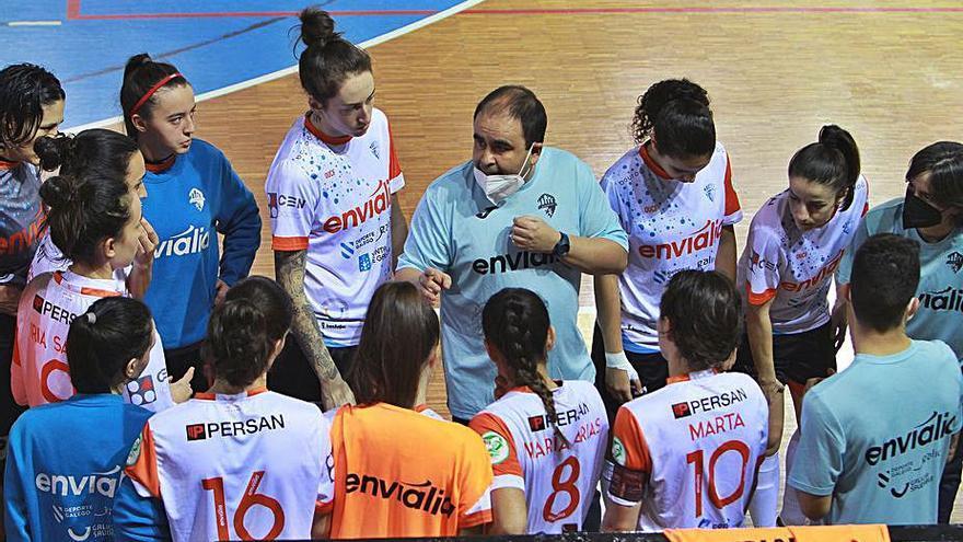 El Ourense Envialia intentará revalidar su triunfo frente al Club Leganés