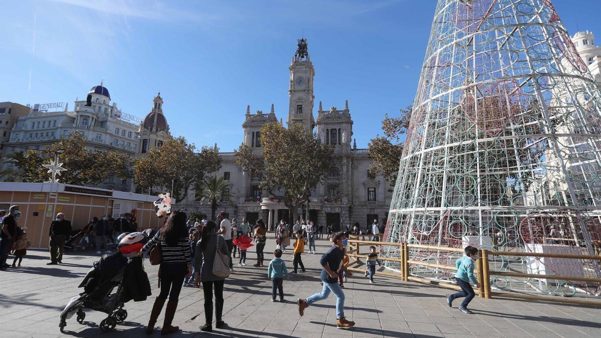 Detenido en València por no pagar la factura del hotel en el que se alojó.