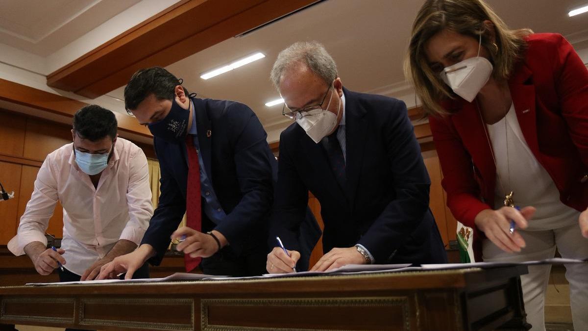 Desescalada en Córdoba: la mayor parte de la inversión del plan de choque busca reactivar la economía