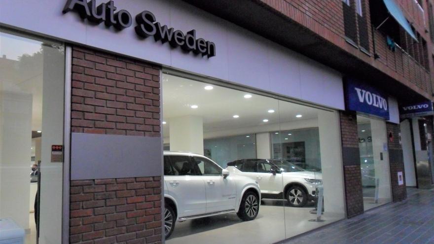 """Volvo Auto Sweden pone en marcha su """"Feria del Automóvil"""""""