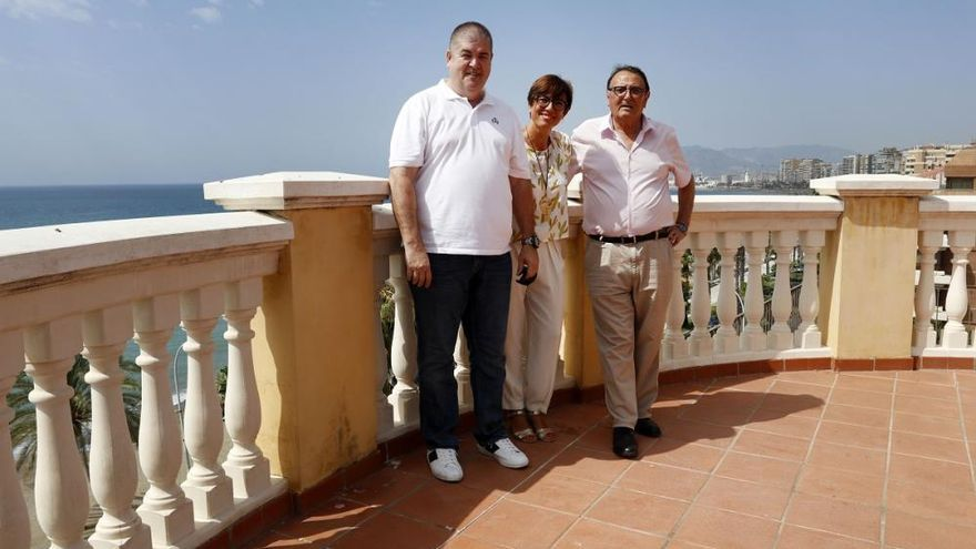 Cien años del primer hotel de Málaga capital