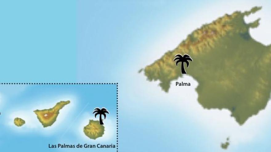 Palma-La Palma-Las Palmas-Pakt