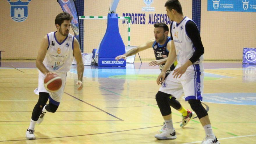 El CB Marbella suma un nuevo triunfo en la difícil pista de UDEA Algeciras (52-56)