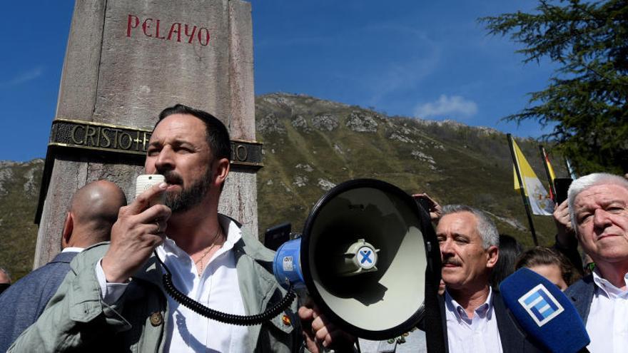 """Abascal: """"Hay que reconquistar la unidad nacional y la libertad para los españoles"""""""