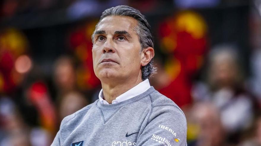 El fichaje de Scariolo por los Toronto Raptors arroja dudas sobre la selección española