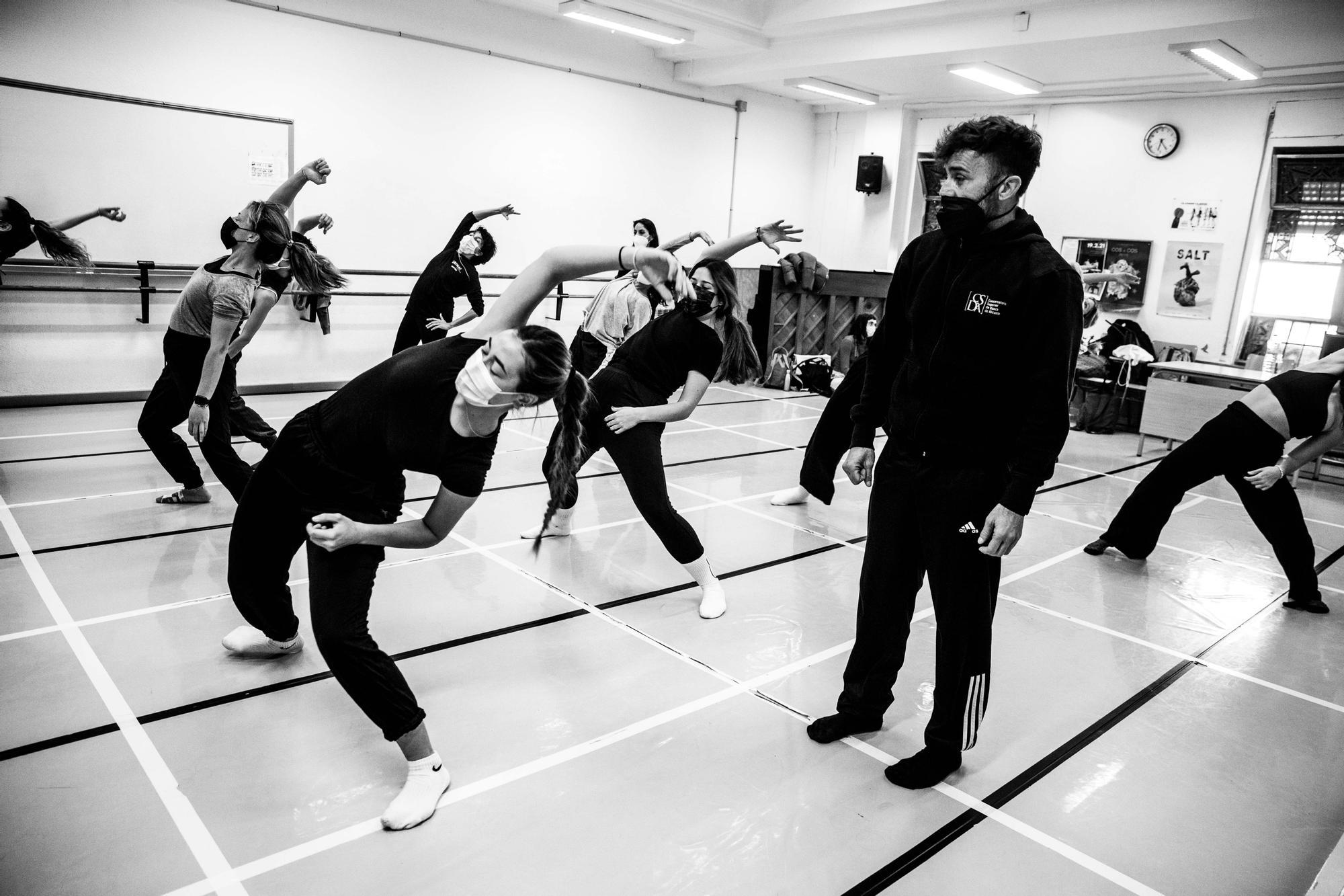 La música y la danza plantan cara a la pandemia