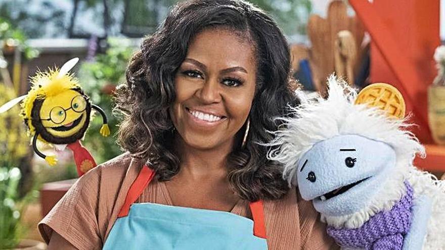 La serie de Michelle Obama llegará a Netflix el próximo 16 de marzo