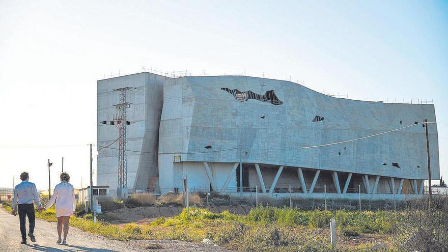 Un museo abandonado en Torre Pacheco