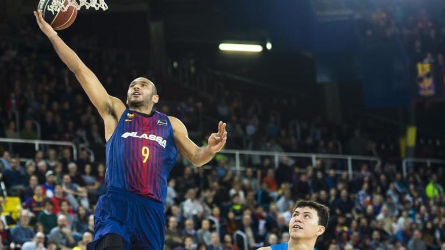 El Barcelona toma impulso tras arrollar al Fuenlabrada