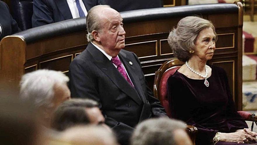 Hisenda comunica a Joan Carles I l'obertura d'una inspecció fiscal