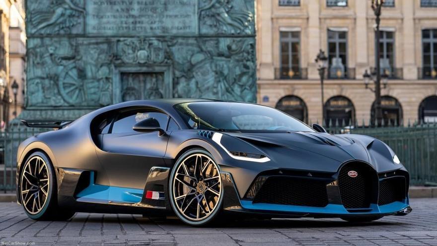 Bugatti realiza las primeras entregas del exclusivo Divo