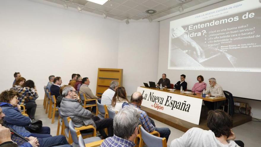 Programación del Club LA NUEVA ESPAÑA de Gijón del mes de marzo