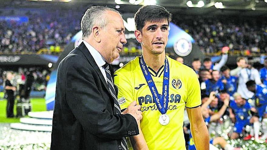 Gerard-Dia, una dupla letal para el Villarreal