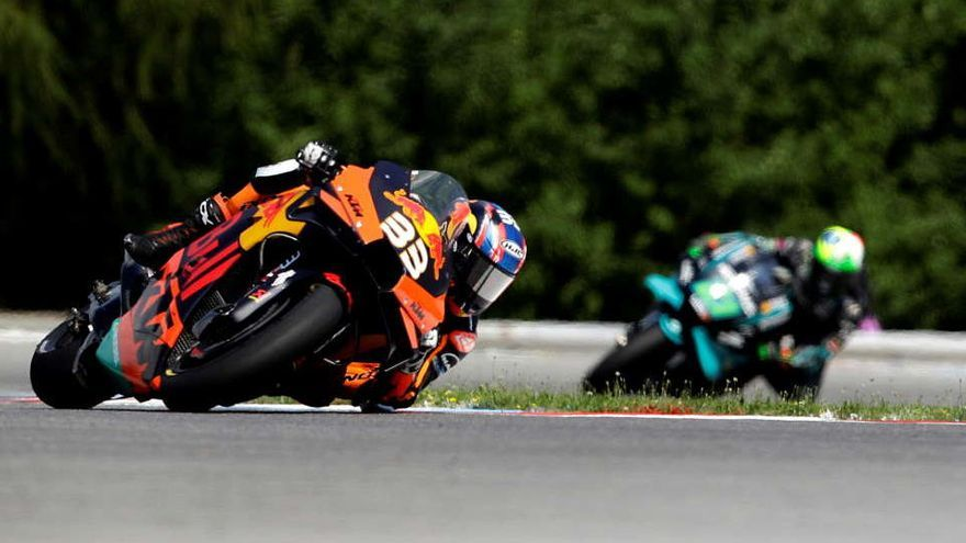 Horarios de MotoGP: Gran Premio de Austria en el circuito Red Bull Ring