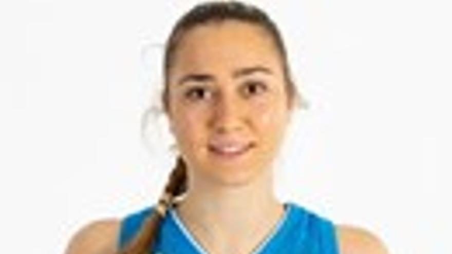 AnnaMaria Prezelj, escolta internacional eslovena, nueva jugadora del CD Zamarat