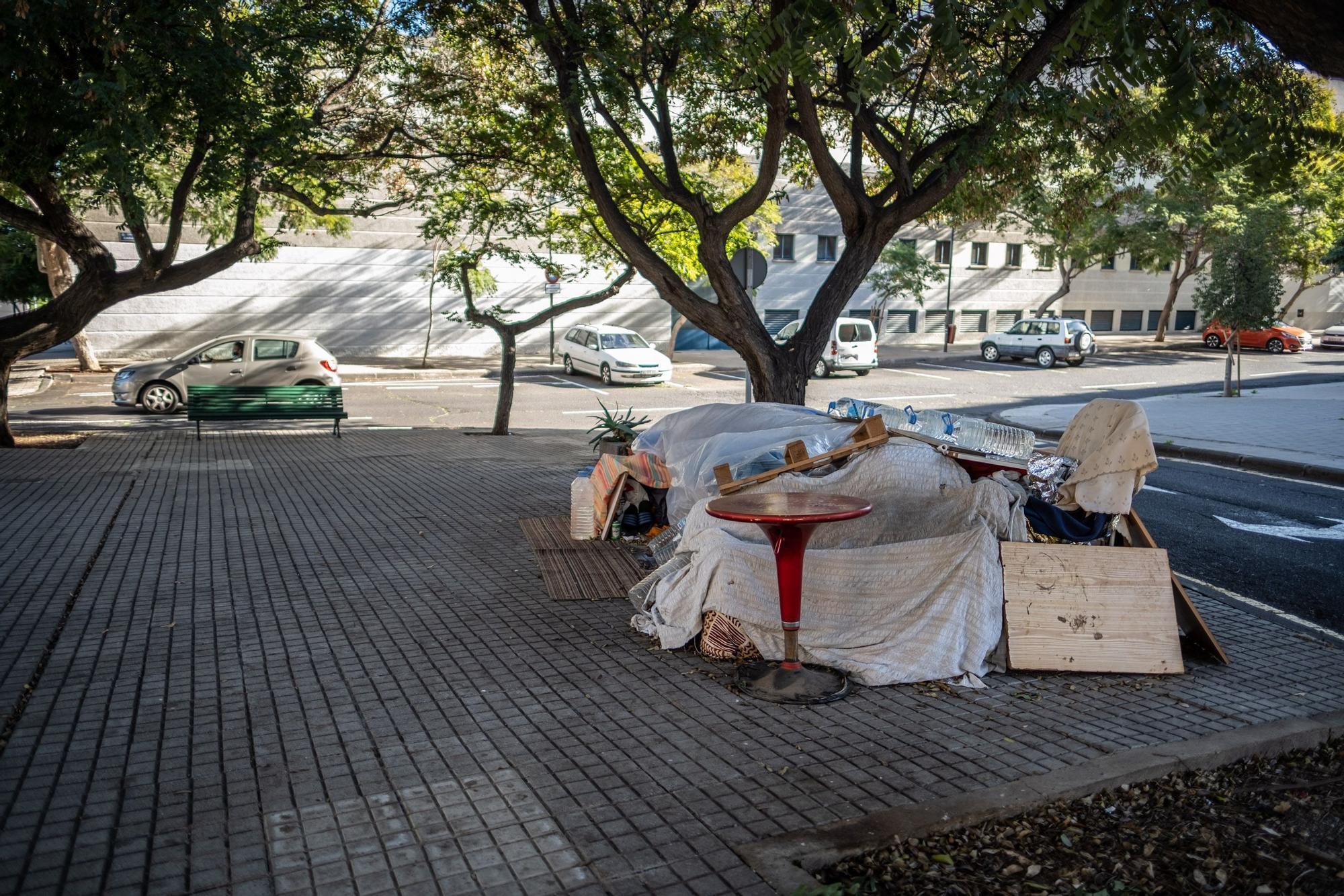 Situación de inseguridad en Azorín, junto al Pacho Camurria