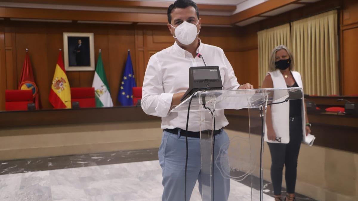 El Ayuntamiento de Córdoba contratará a 261 personas para desinfección de colegios y control de aforos