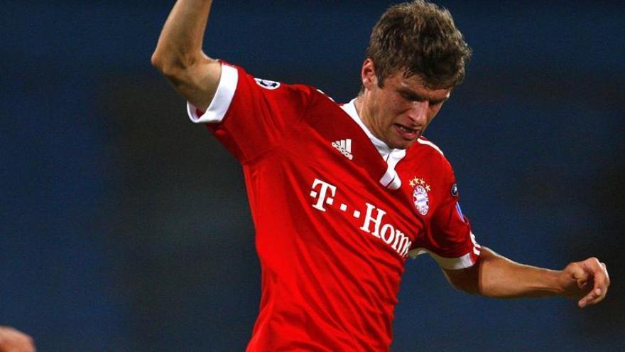 San Marino responde a Müller con diez 'zascas'
