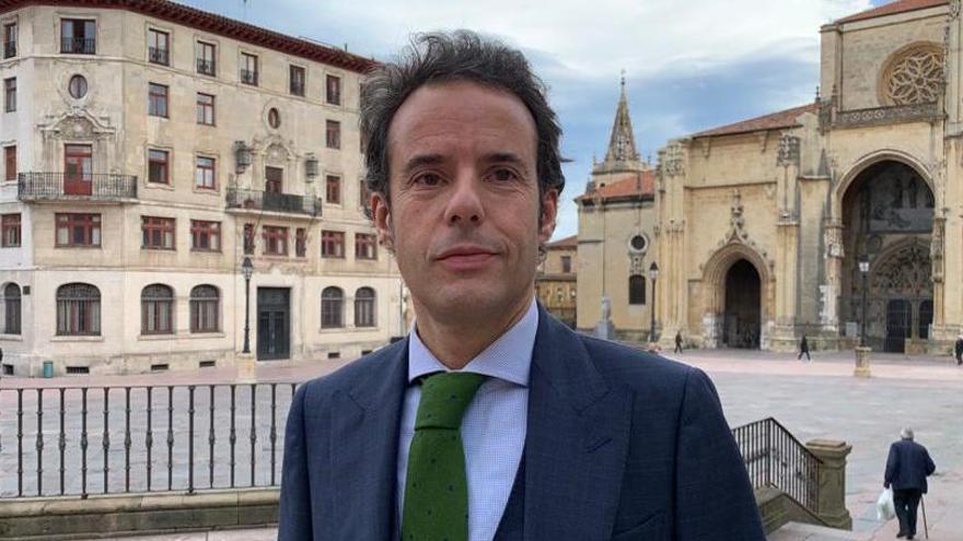 """Nacho Cuesta, portavoz de Cs en Asturias: """"Ese centro que algunos ven huérfano tiene en este partido su única casa"""""""